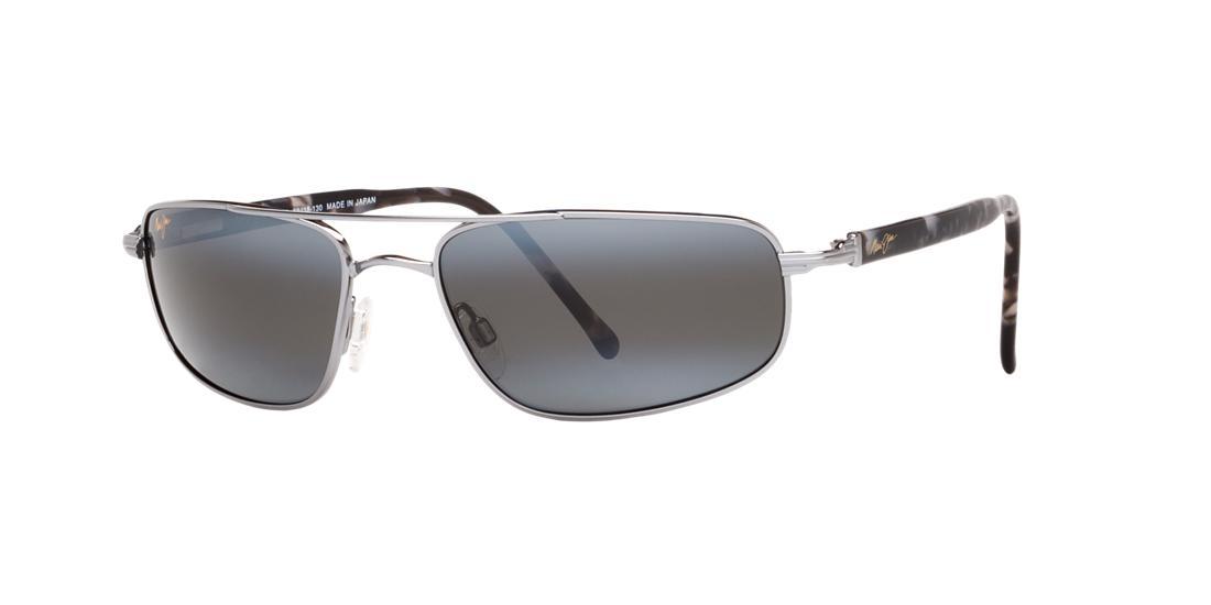 642f47a55781  319.00 More Details · Maui Jim Kahuna Gunmetal Rectangle Sunglasses