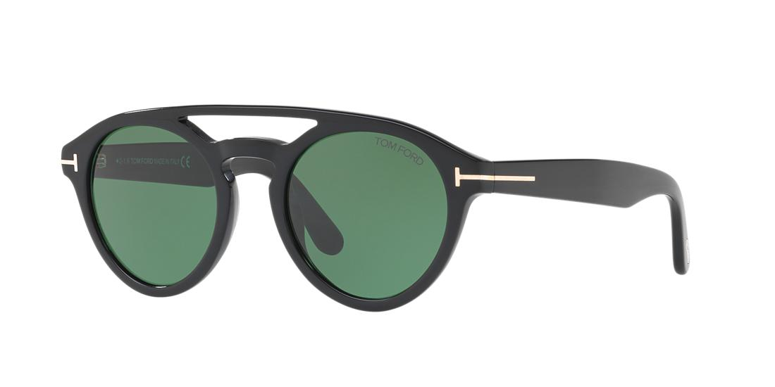 12285e4c0dff SKU- Tom Ford Newman 53 Brown Round Sunglasses - ft0515 from ...
