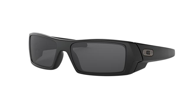 Oakley Gascan Black Matte Rectangle Sunglasses - oo9014 700285034737