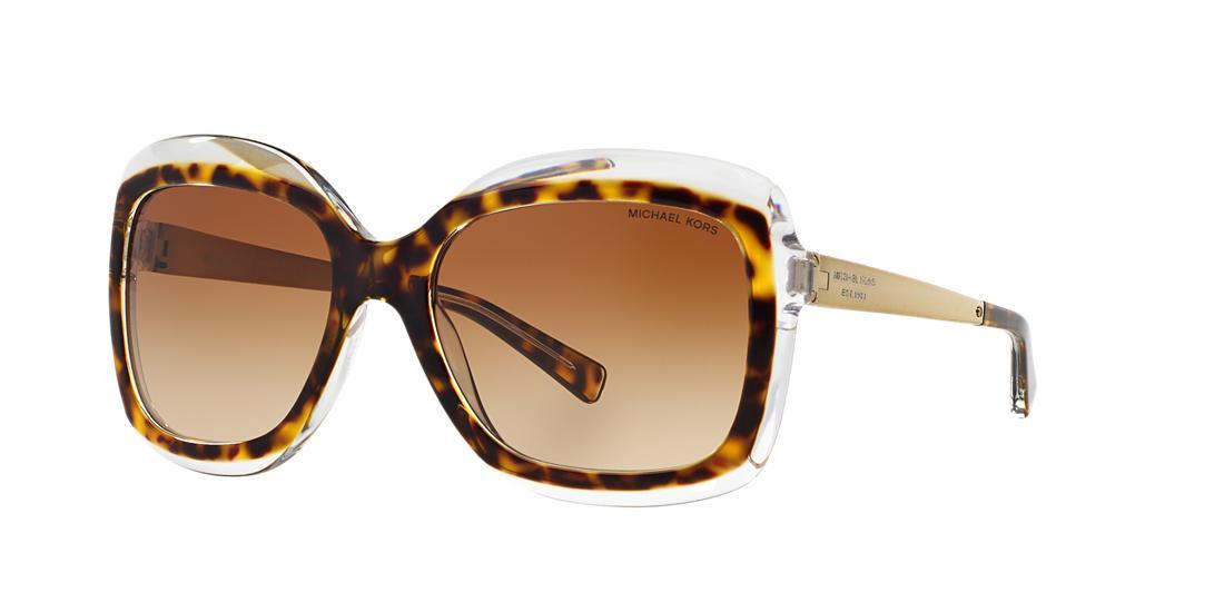 0334e763782e $209.00 More Details · Michael Kors Key West Tortoise Square Sunglasses -  mk2007