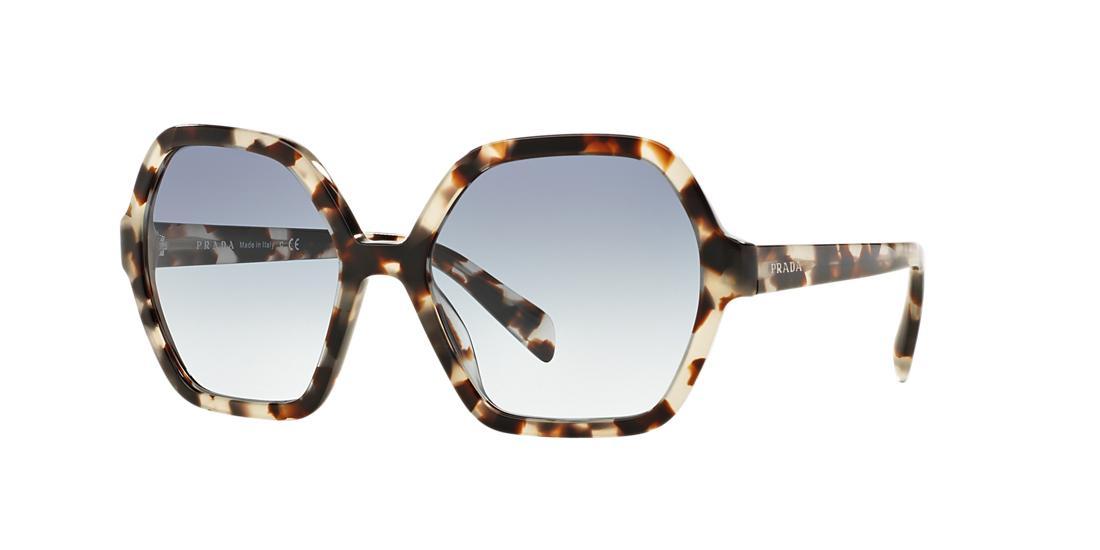 4ac7b1823d22 ... hot 300.00 more details prada brown square sunglasses pr 06ss 8dd36  a5d76