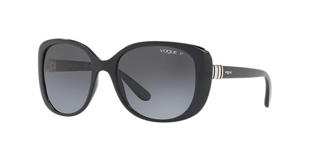 Vogue Eyewear Black Rectangle Sunglasses - vo5155s 8053672751185