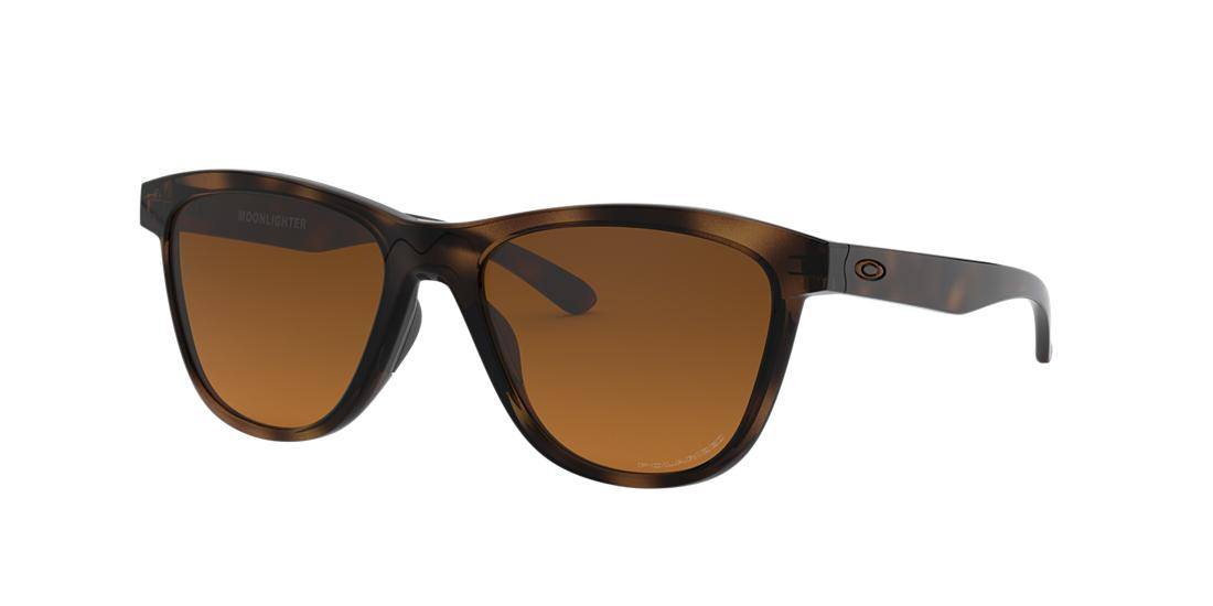 Click here for Oakley Womens Moonlighter Tortoise Round Sunglasse... prices