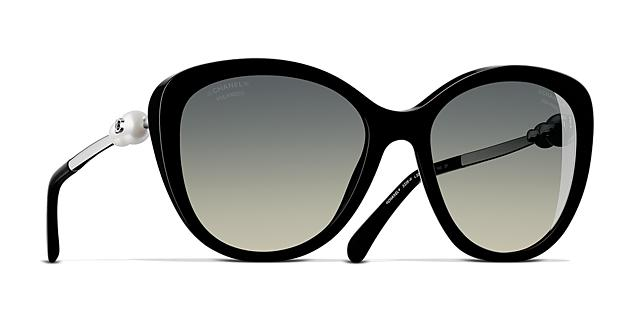 512a9430529 CHANEL · Butterfly Sunglesses