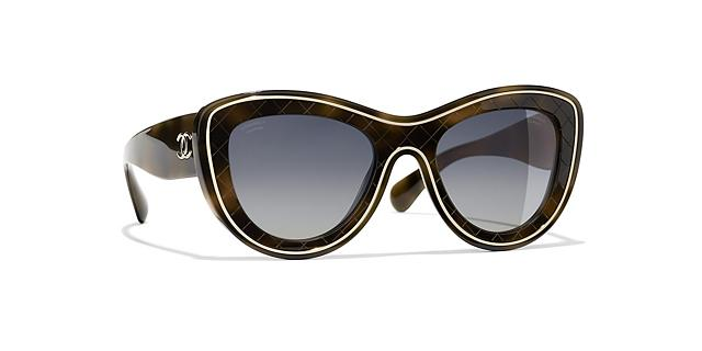 a52f01586ba CHANEL · Cat Eye Sunglasses