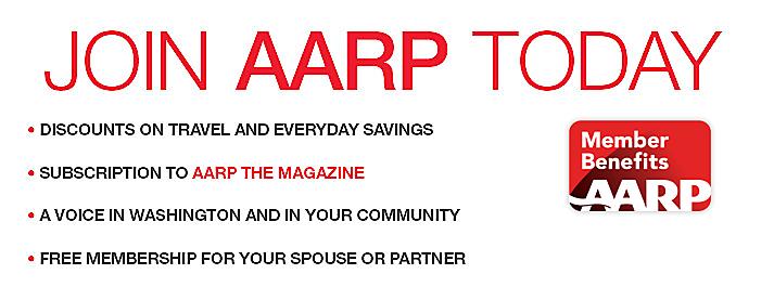 AARP - Banner