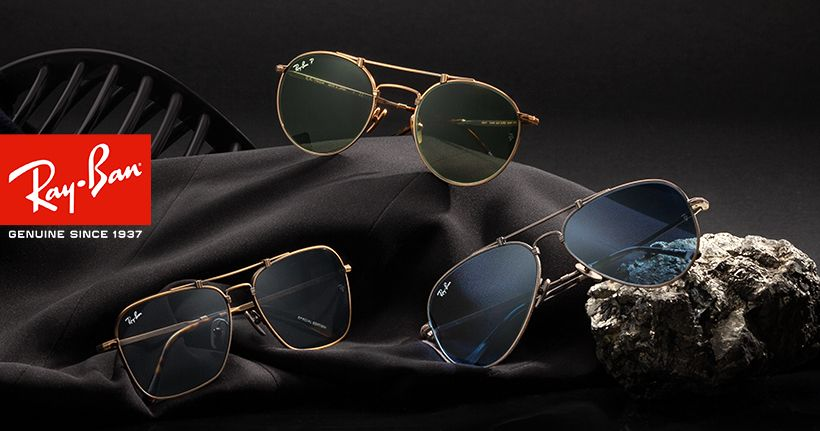 df990a76ee Ray-Ban Titanium Collection Sunglasses