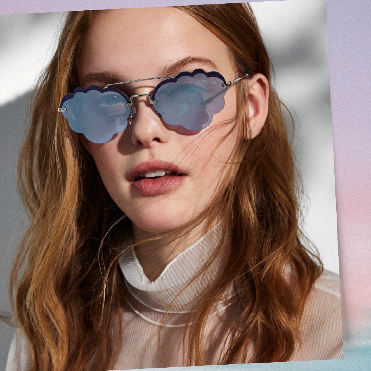 ba49504e046f Trending Sunglasses for Women - Logomania | Sunglass Hut US