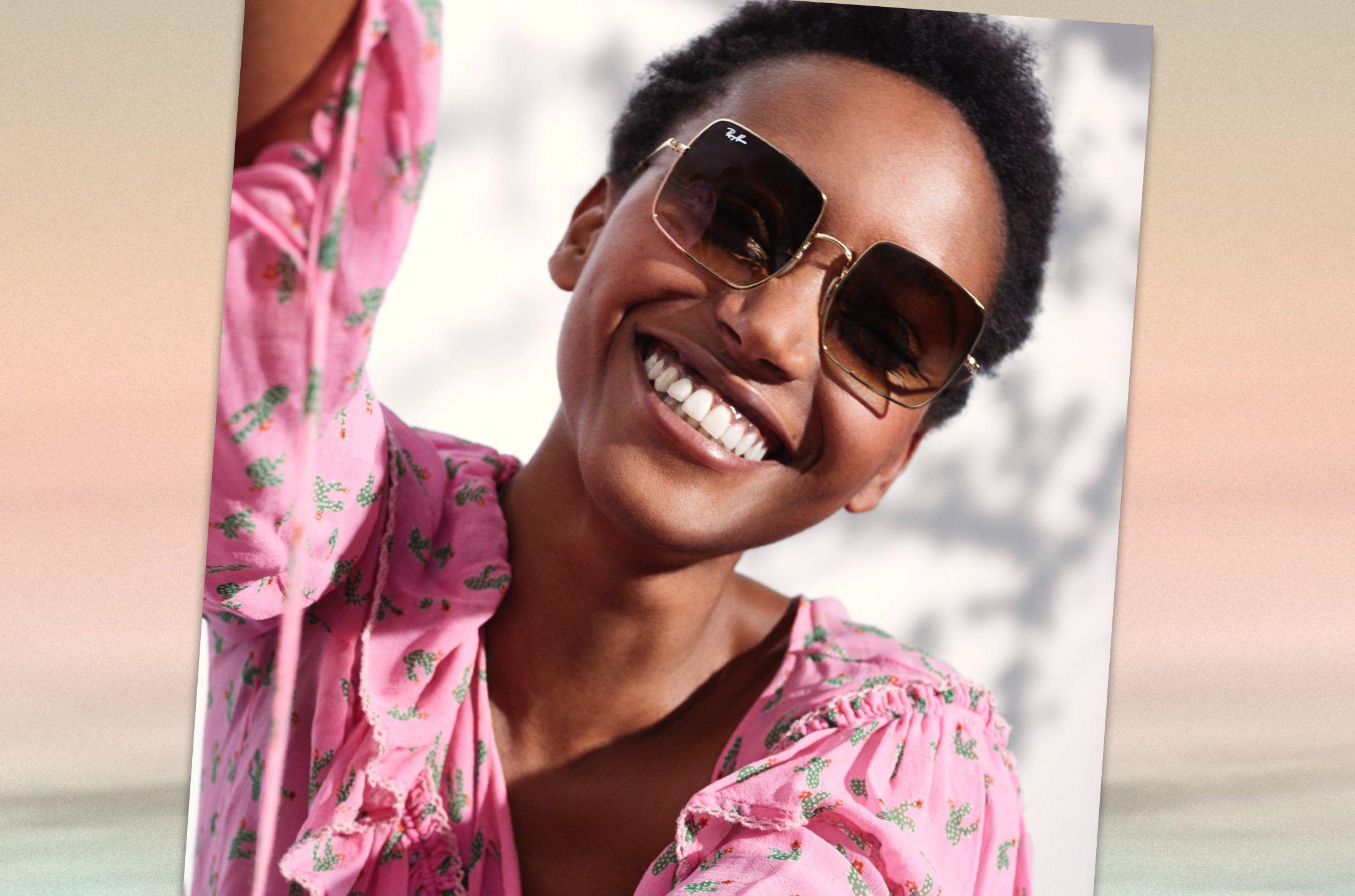 7018d8d4501 Trending Sunglasses for Women - Logomania | Sunglass Hut US