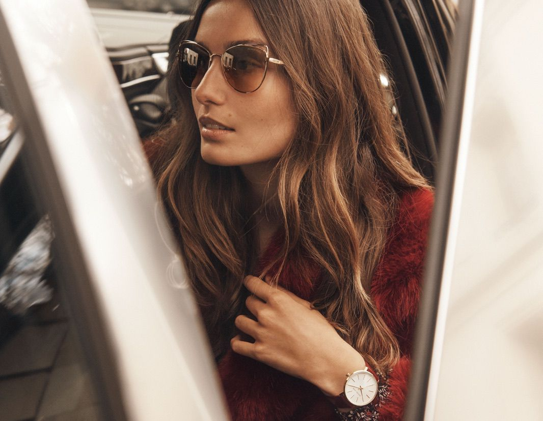 e3335da09 Every new Michael Kors eyewear collection reveals the designer's unfailing  eye for timeless chic. View All