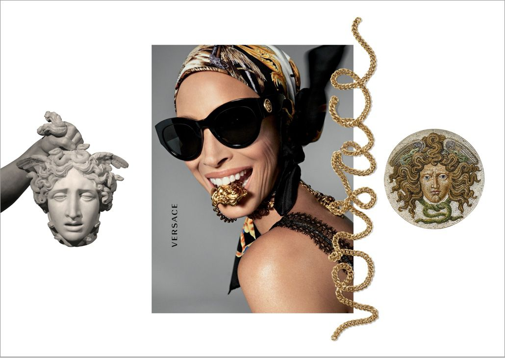 5065c38a8b9 Versace tribute collection