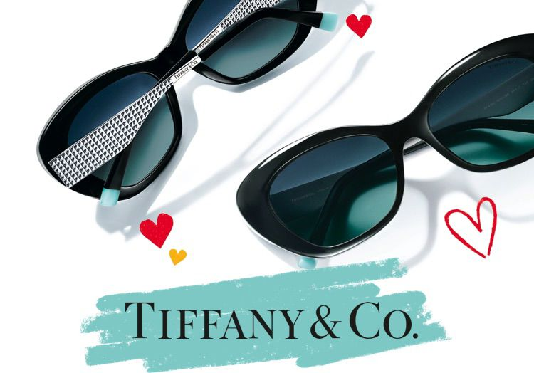 868689d113e2 Tiffany   Co. Sunglasses   Frames Collection