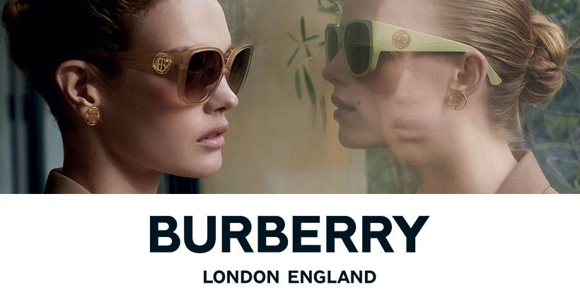 Burberry banner