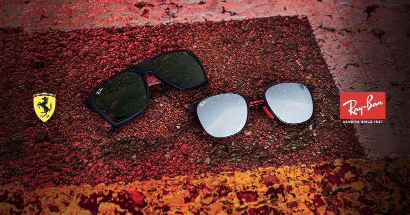 Scuderia Ferrari Ray-Ban Image