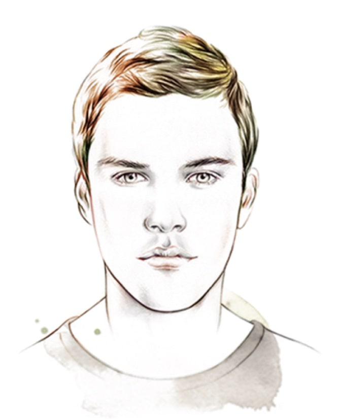 img face shape