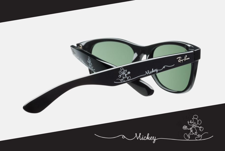 c93d49a115078 Ray-Ban x Disney  new Mickey Mouse Ray-Ban frames