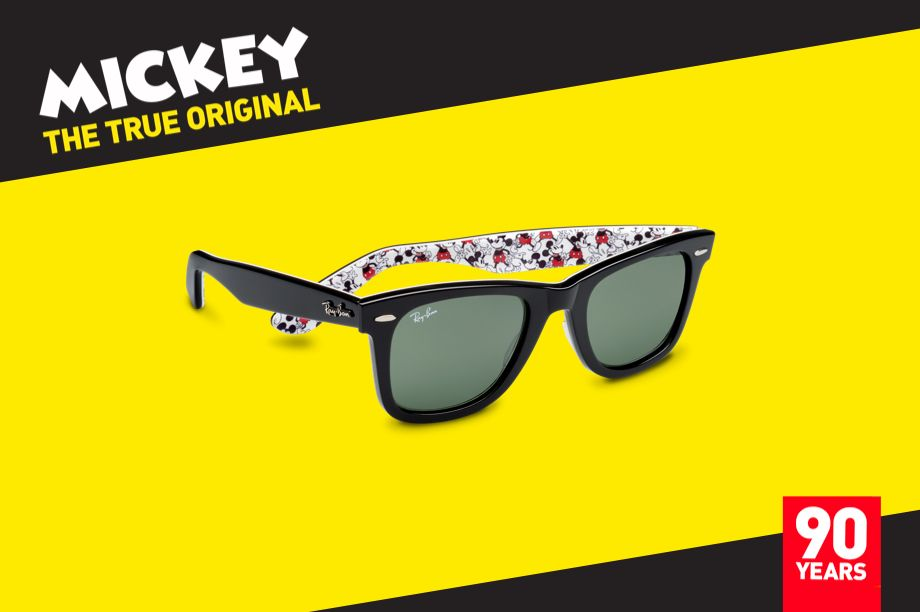 3d90fffc396 Ray-Ban x Disney  new Mickey Mouse Ray-Ban frames